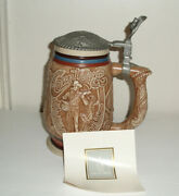 Avon 1994 Collectibles  Country And Western Music Beer Stein- 91332