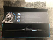 Bio Ionic Long Barrel Styler Pro Curling Iron 1.25 Inch W Cool Touch Grip