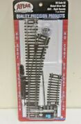 Atlas 541 4 Right Hand Turnout Switch Nickel Silver Code 83 Ho Scale Track