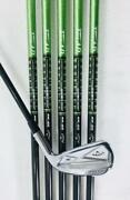 Limited Edition Callaway Forged Iron Set Ad 85 6 Bottles