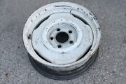 Original 1960and039s-70and039s Dodge Plymouth Kelsey Hayes Steel Wheel 15x5.5 Jj Mopar 3