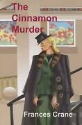 The Cinnamon Murder By Frances Crane English Paperback Book Free Shipping