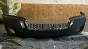 Local Pickup19+freightliner Cascadia Chrome Front Bumper With Fog Light Oem