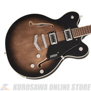 Gretsch G5622 Electromatic Centerblock Double-cut V-stoptail Bristol Fog With