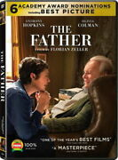 The Father Dvd Anthony Hopkins Olivia Colman Pre Order 05/18/21 Free Shipping