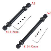 Heavy Duty Metal Steel Drive Shaft For Axial Scx10 90046 Rc4wd D90 Rc Crawl Ea2
