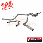 Flowmaster Exhaust System Kit For Toyota Tundra 2011-2019