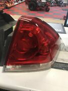 2006 - 2009 2010 2011 2012 2013 Chevrolet Impala Lh And Rh Tail Lamps Oem