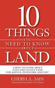 10 Things You Need To Know About Land A How-to Guide About Lots And Vacant Landhellip