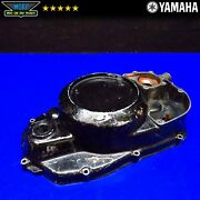 Oem Yamaha Banshee Clutch Cover Right Side Engine Case Water Pump Housing 87-06