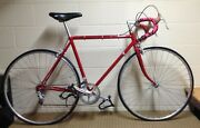 1973 Raleigh Professional 12 Speed Steel Frame Campagnolo Nuovo Record