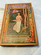 Rainbow Valley 1919 By L. M. Montgomery Hardcover Anne Of Green Gables Series
