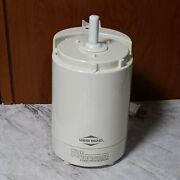 West Bend 6500 High Performance Food Processor Replacement Motor Base - Tested