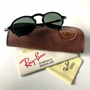 Ray-ban Vintage Sunglasses Gatsby Dlx Style 1 W1732 Bausch And Lomb G15 Marble 90s