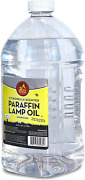 Citronella Scented Lamp Oil, 2 Liter - Smokeless And Odorless Insect And Lamp -