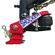 Big Tex Trailers Shocker Surge Gooseneck Air Hitch And Coupler Round 3-15/16
