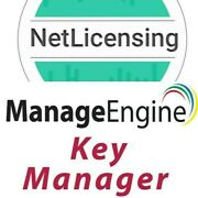 Manageengine Key Manager License - Permanent Unlimited Professional Edition