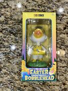 Toysite Easter Bobbleheads Easter Duckling Collectible Bobble Head Nib