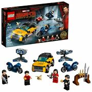 Lego Escape From The Ten Rings​ Super Heroes 76176