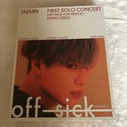 Shinee Taemin First Solo Concert Off-sick On Track Kit Kihno Video