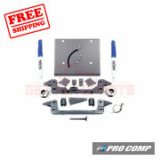 Pro Comp 4 Lift Kit W/es Shocks For Toyota Tacoma 4wd/2wd Pre Runner 1996-2004