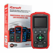 Kr V1.0 Diagnostic Tester Fits Hyundai Car On All Control Units And Oil Reset