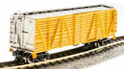 Broadway Limited N Scale 3571 Up Stock Car With Chicken Sounds New In Box