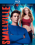 Smallville-complete 7th Season Blu-ray/3 Disc/ws-169 By