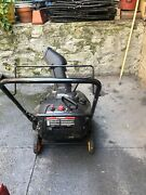 Poulan Pro 21 Snow Blowers Used