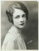 Katherine Wilson A Play Without A Name Orig 11x14 Irving Chidnoff 1928 Photo