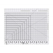 Creative Grids Stripology Xl Slotted Quilting Ruler Template Cgrge1xl