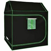 60x60x72 Plant Grow Tent Indoor Growing Tent With Observation Windows Lig..