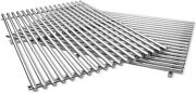 19.5 9mm Cooking Grates For Genesis 300 Series, Replacement For Weber 7524 7528