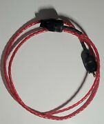 Nordost Heimdall Ii. Power Cable Ce Approved. Color Red. 2m.