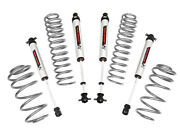 Rough Country 2.5 V2 Lift Kit For 1997-2006 Jeep Wrangler Tj | 4cyl - 65270