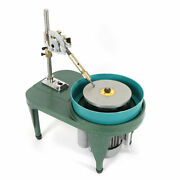 Gem Faceting Machine Jewelry Lapidary Cutter Polisher Polishing Tools 2800rpm Us