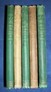 Victor Hugo  Les Miserables  First Edition  1862  Complete 5 Volumes 1st