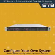 Hp Proliant Dl360 G9 1x4 3.5 Hard Drives - Build Your Own Server