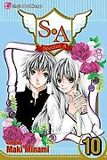 S.a, Vol. 10 S.a. Special Agent Graphic Novels, Minami, Maki, Used Good Boo