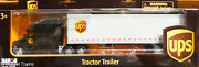 Daron Gw68061 Tractor Trailer Rtr 164th Scale Ups Freight Die Cast And Plast