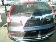 Trunk/hatch/tailgate Heated Glass Rear View Camera Ex Fits 15-16 Cr-v 8042855