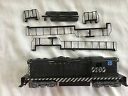 Kit Partially Assembled Tapp 715 Santa Fe A.t.ands.f. Diesel Engine Runs