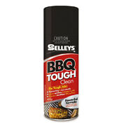 Selleys Bbq Kleen 400g Tough Clean Grill Grease Grime Dirt Remover Aerosol Spray