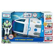 Disney Pixar Toy Story Buzz Lightyear Space Command Playset Brand New Toy Gift