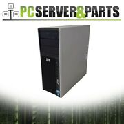 Hp Z400 6d 475w 4-core 2.80ghz W3530 No Os Wholesale Custom To Order