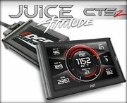 Edge Products Juice W/ Attitude Cts2 Computer Programmer/monitor 31504