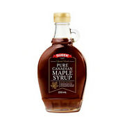 Queen Pure Canadian Maple Syrup 250ml Pancake Jam Sweet Sauce Pantry Flavour
