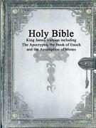 Holy Bible King James Version With The Apocrypha, The Book Of Enoch And The Ass