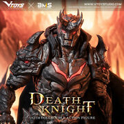 Vtoys X Bms 1/12th Death Knight Movable Action Figure Vsd004 Collectible Doll