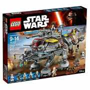 Lego Star Wars 75157 Captain Rexand039s At-te Retired Product Best Reasonable Price
